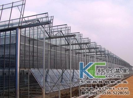 玻璃智能温室工程